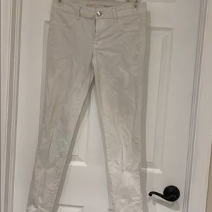 White American Eagle Jeans Size 4
